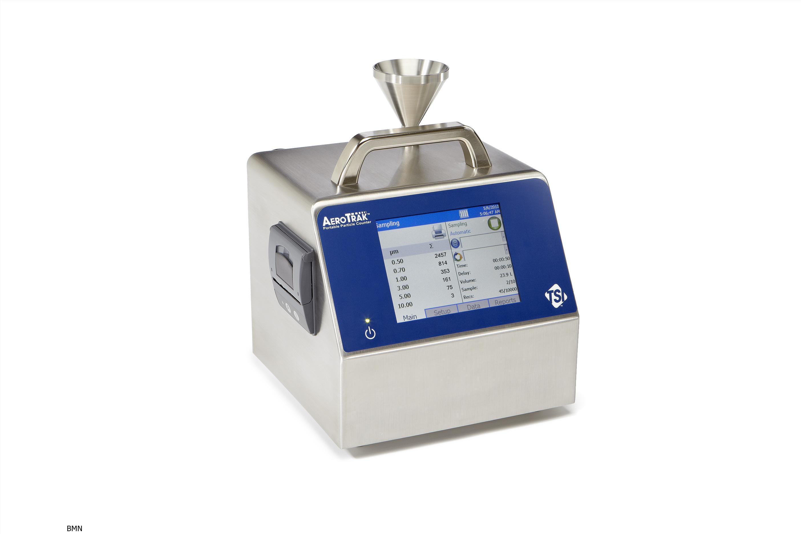 Aerotrak portable particle counter 9500